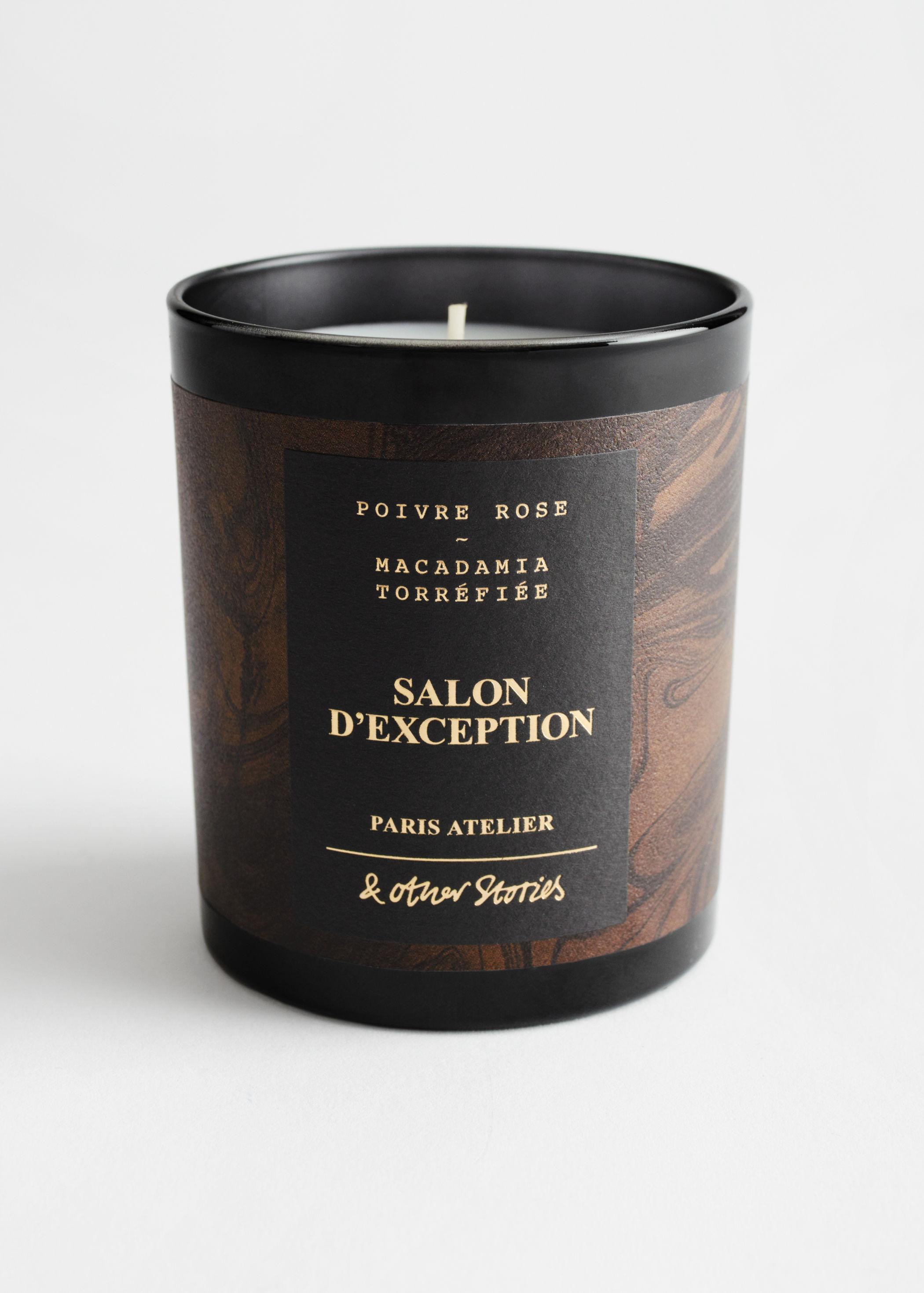 앤 아더 스토리즈 캔들 & OTHER STORIES Scented Candle,Poème Sulfureux