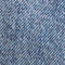 Fabric swatch No Angle Image of Stories Rolled Hem Denim Shorts in Blue