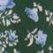 Stoffmuster Kein Winkel Bild von Stories Midirock aus Viskose in Grün