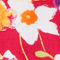 Fabric Swatch image of Stories tropical toucan shorts in red