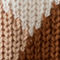 Fabric Swatch image of Stories colour block sweater in beige
