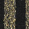 Fabric Swatch image of Stories lurex rib socks in black