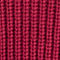 Fabric Swatch image of Stories oversized side-slit turtleneck in red