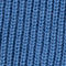 Fabric Swatch image of Stories balloon sleeve sweater in blue