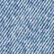 Fabric swatch No Angle Image of Stories Raw Edge Denim Mini Skirt in Blue
