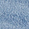 Fabric Swatch image of Stories raw edge denim shorts in blue