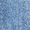 Fabric Swatch image of Stories high cropped flare jeans in blue