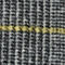 Fabric Swatch image of Stories wool plaid scarf in yellow