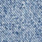 Fabric Swatch image of Stories raw edge denim mini skirt in blue