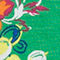 Fabric Swatch image of Stories printed summer dress in green