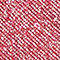 Fabric Swatch image of Stories glitter ankle socks in red