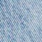 Fabric Swatch image of Stories straight mid rise jeans in blue