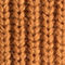 Fabric Swatch image of Stories cropped wool blend sweater in orange
