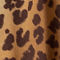 Fabric Swatch image of Stories floral midi wrap dress in beige