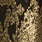Fabric Swatch image of Stories metallic jacquard lounge trousers in black