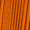 Fabric Swatch image of Stories rib knit zippered polo top in orange