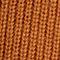 Fabric Swatch image of Stories wool blend turtleneck in orange