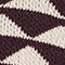 Fabric Swatch image of Stories graphic cotton knit sweater in brown