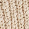 Fabric Swatch image of Stories cropped textured cotton cardigan in beige
