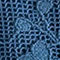 Fabric Swatch image of Stories high cut lace briefs in blue
