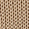 Fabric swatch No Angle Image of Stories Cotton Blend Knit Tank Top in Beige