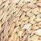 Fabric swatch No Angle Image of Stories Woven Straw Circle Bag in Beige