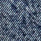 Fabric swatch No Angle Image of Stories Pleated Denim Mini Pencil Skirt in Blue