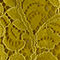 Fabric Swatch image of Stories floral lace midi skirt in yellow