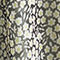 Fabric swatch No Angle Image of Stories Sheer Floral Midi Ruffle Dress in Black