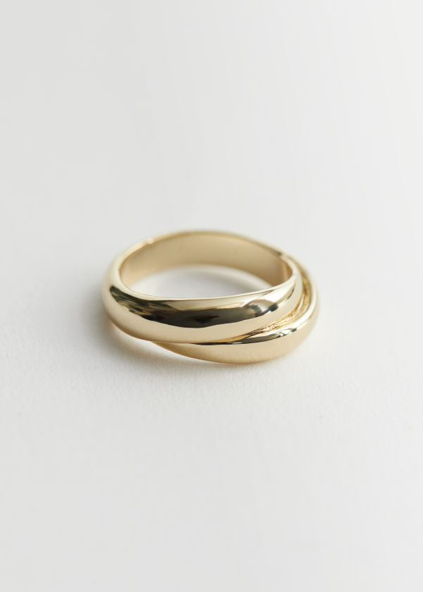Twist Finish Ring