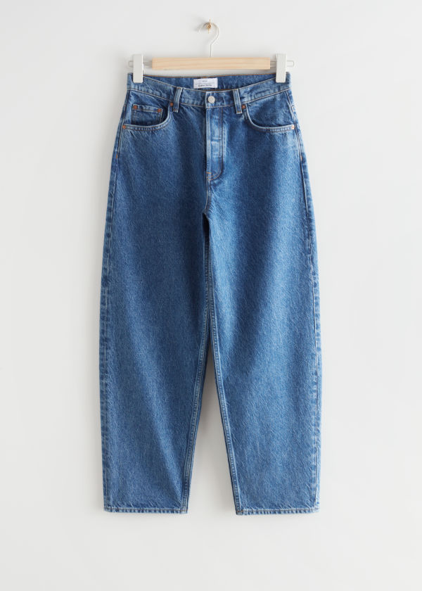 Major Cut Jeans in verkürzter Länge