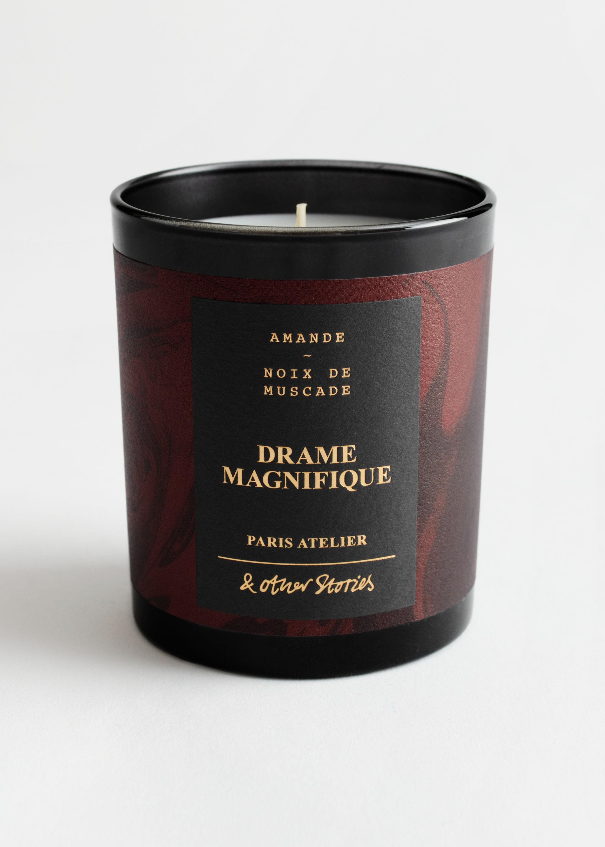 앤 아더 스토리즈 캔들 & OTHER STORIES Drame Magnifique Scented Candle