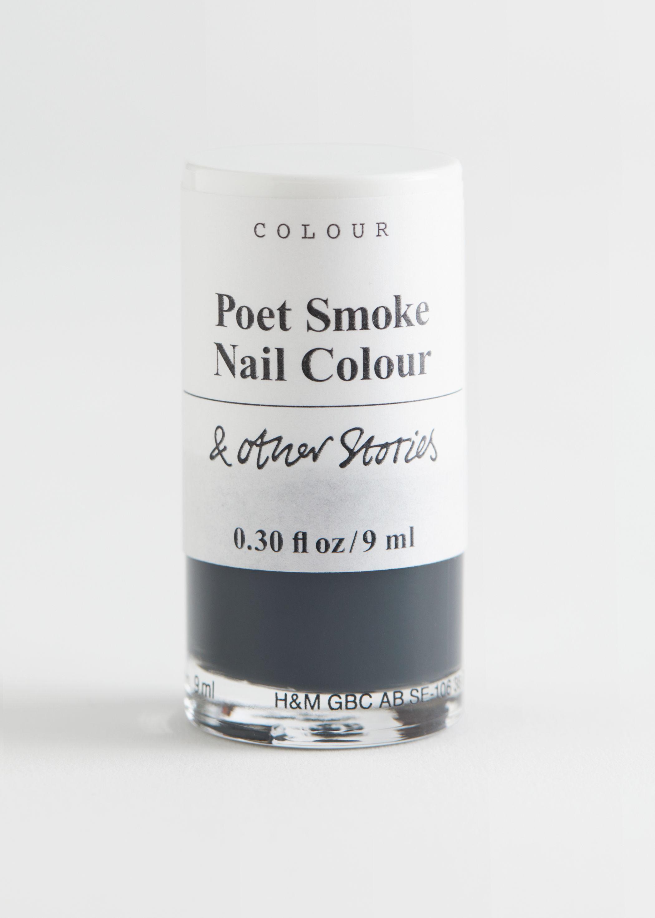 앤 아더 스토리즈 네일 폴리시 매니큐어 & OTHER STORIES Poet Smoke Nail Polish