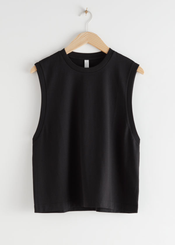 Organic Cotton Tank Top