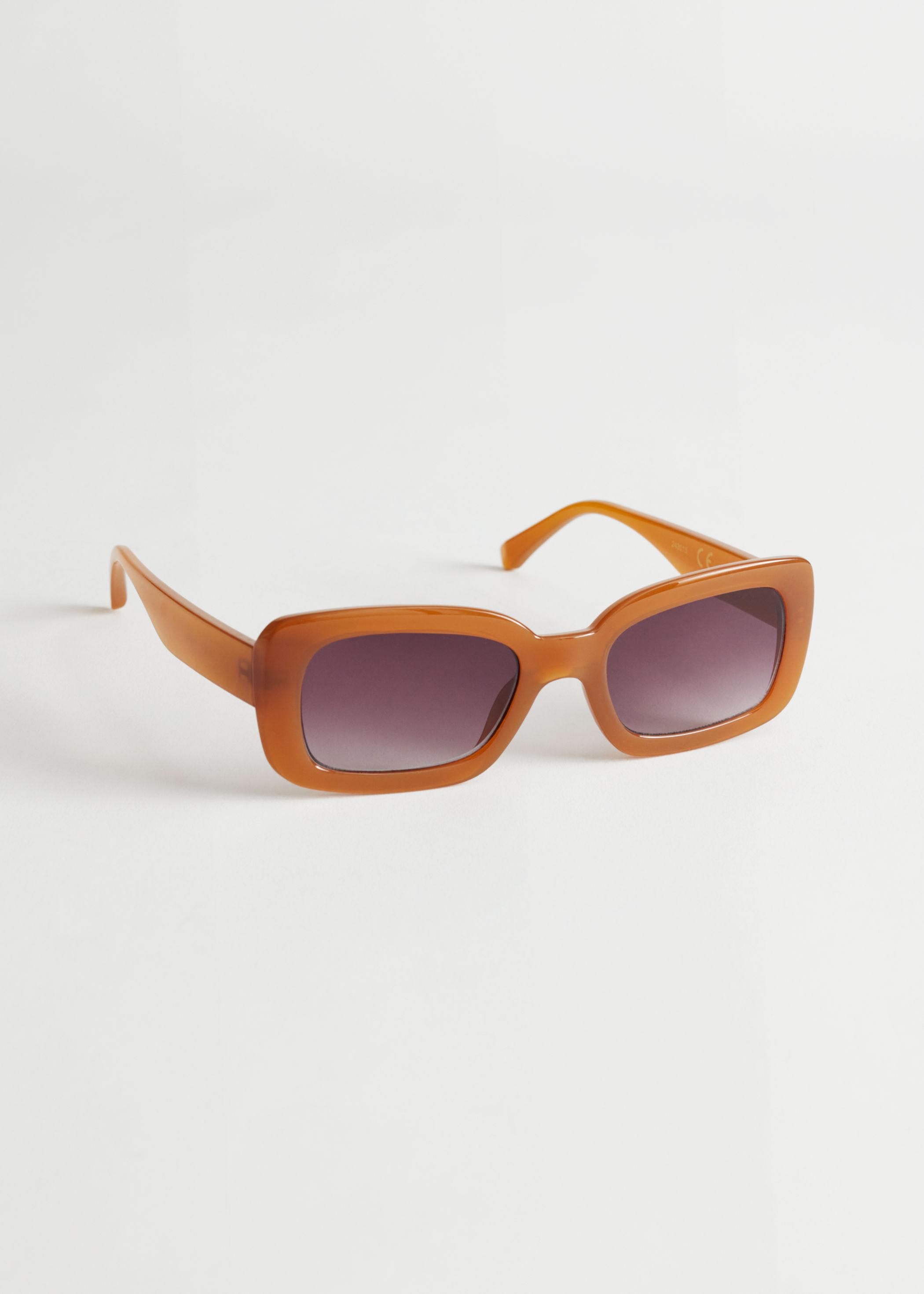 Rectangular Frame Sunglasses, £27, & Other Stories