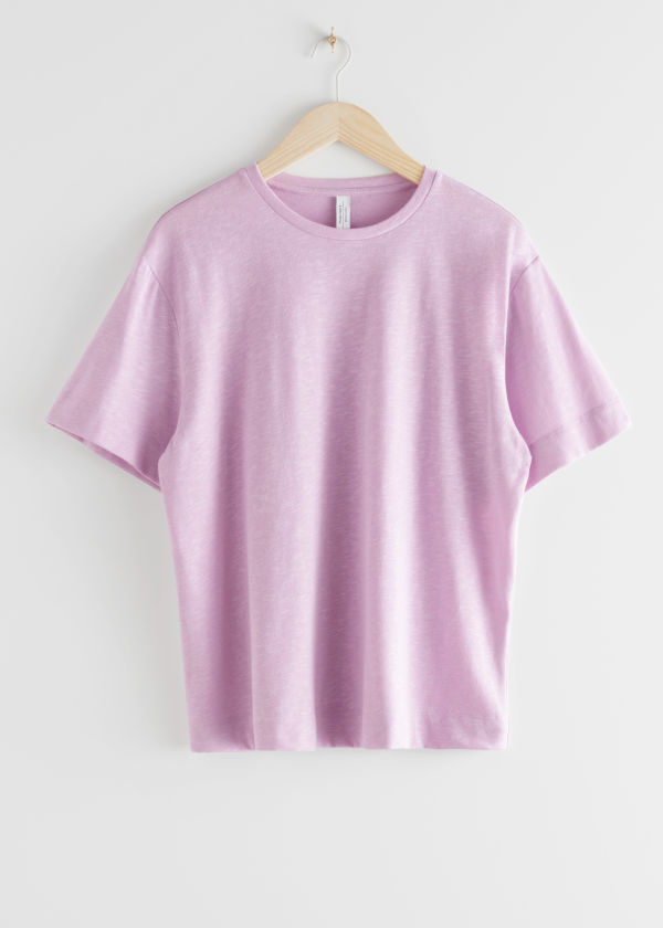 Relaxed Washed T-Shirt
