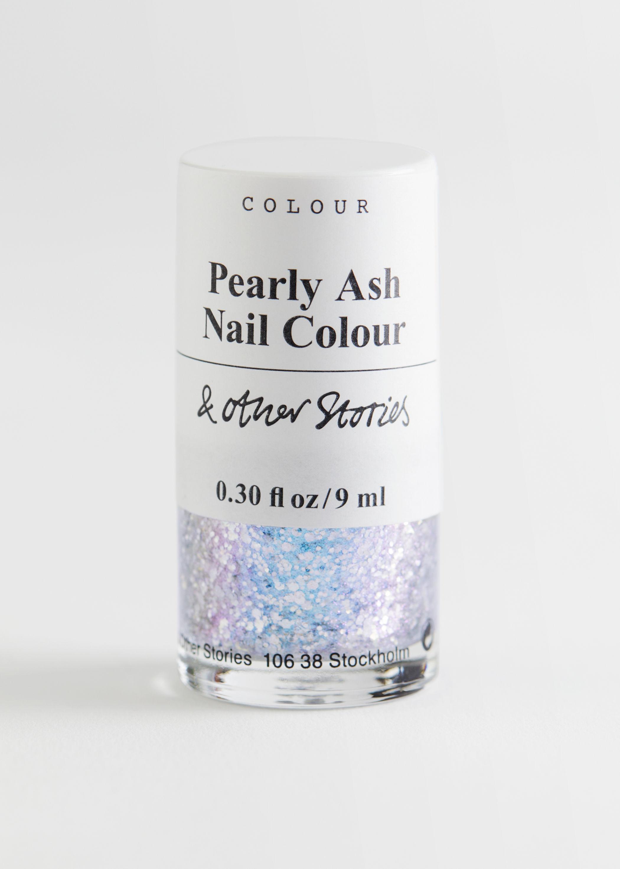 앤 아더 스토리즈 '펄리 애쉬' 네일 폴리시 매니큐어 (9ml) & OTHER STORIES Nail Polish,Pearly Ash
