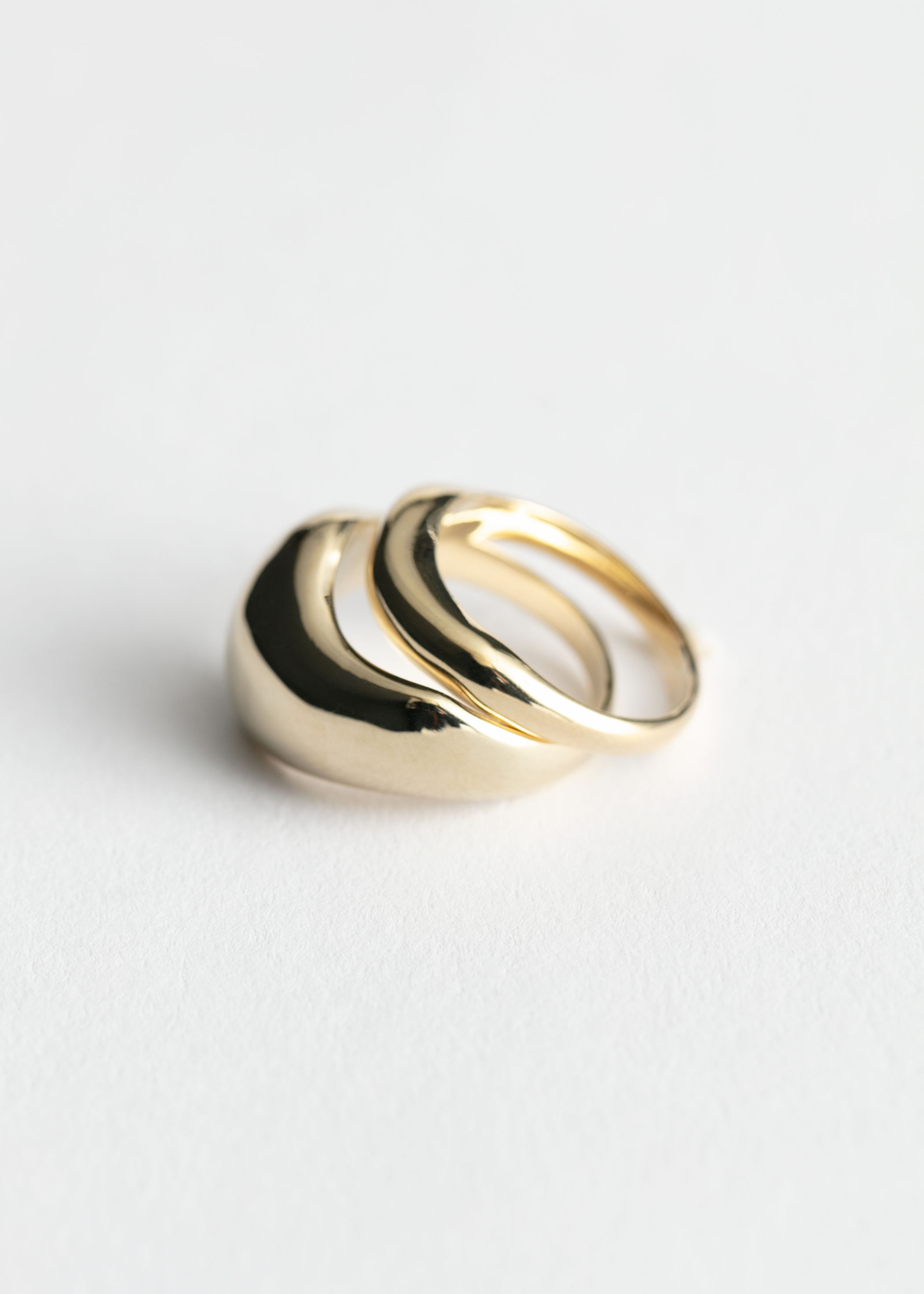 Two Pack Rings Rejina Pyo x & Other Stories