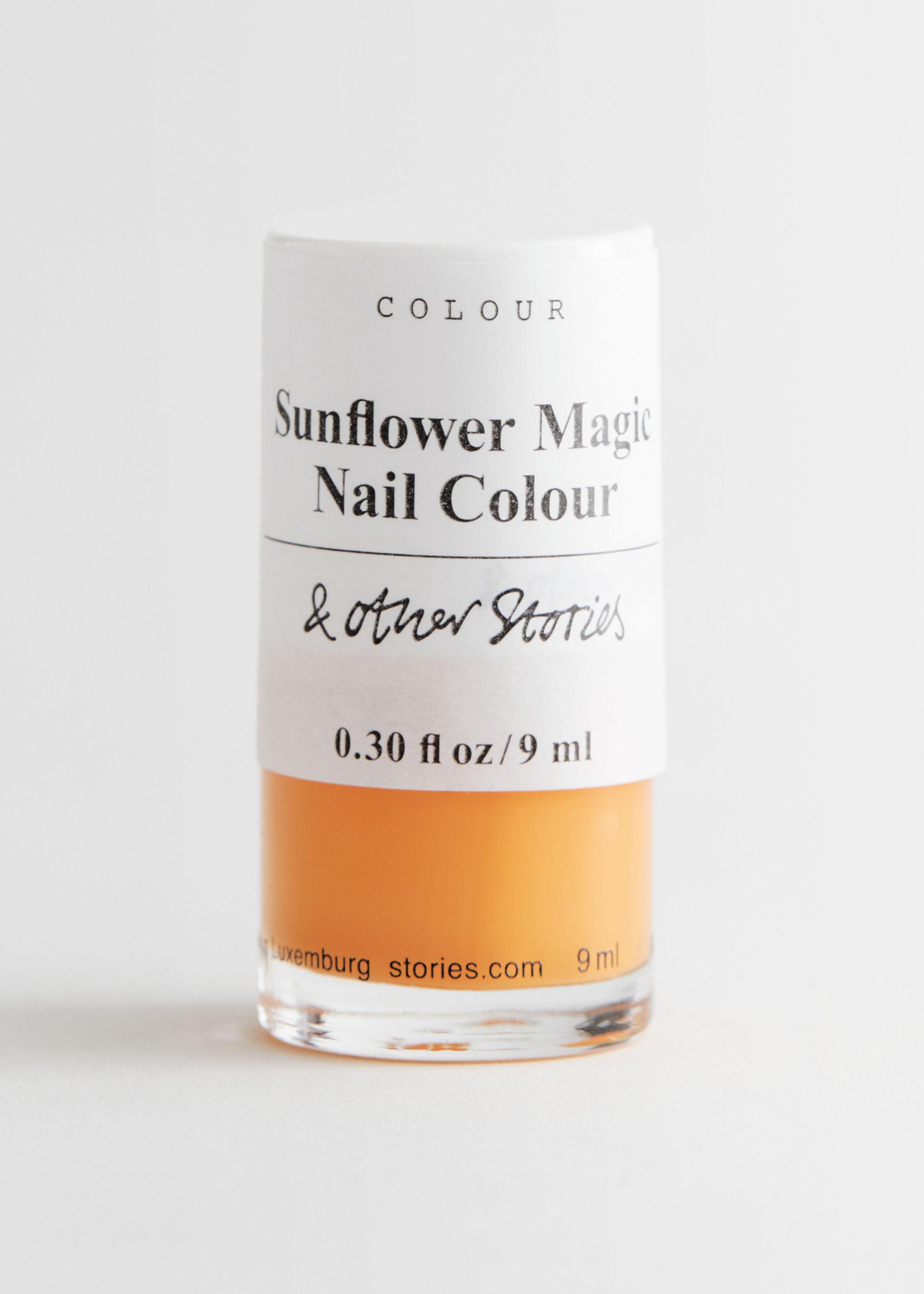 앤 아더 스토리즈 네일 폴리시 매니큐어 & OTHER STORIES Sunflower Magic Nail Polish