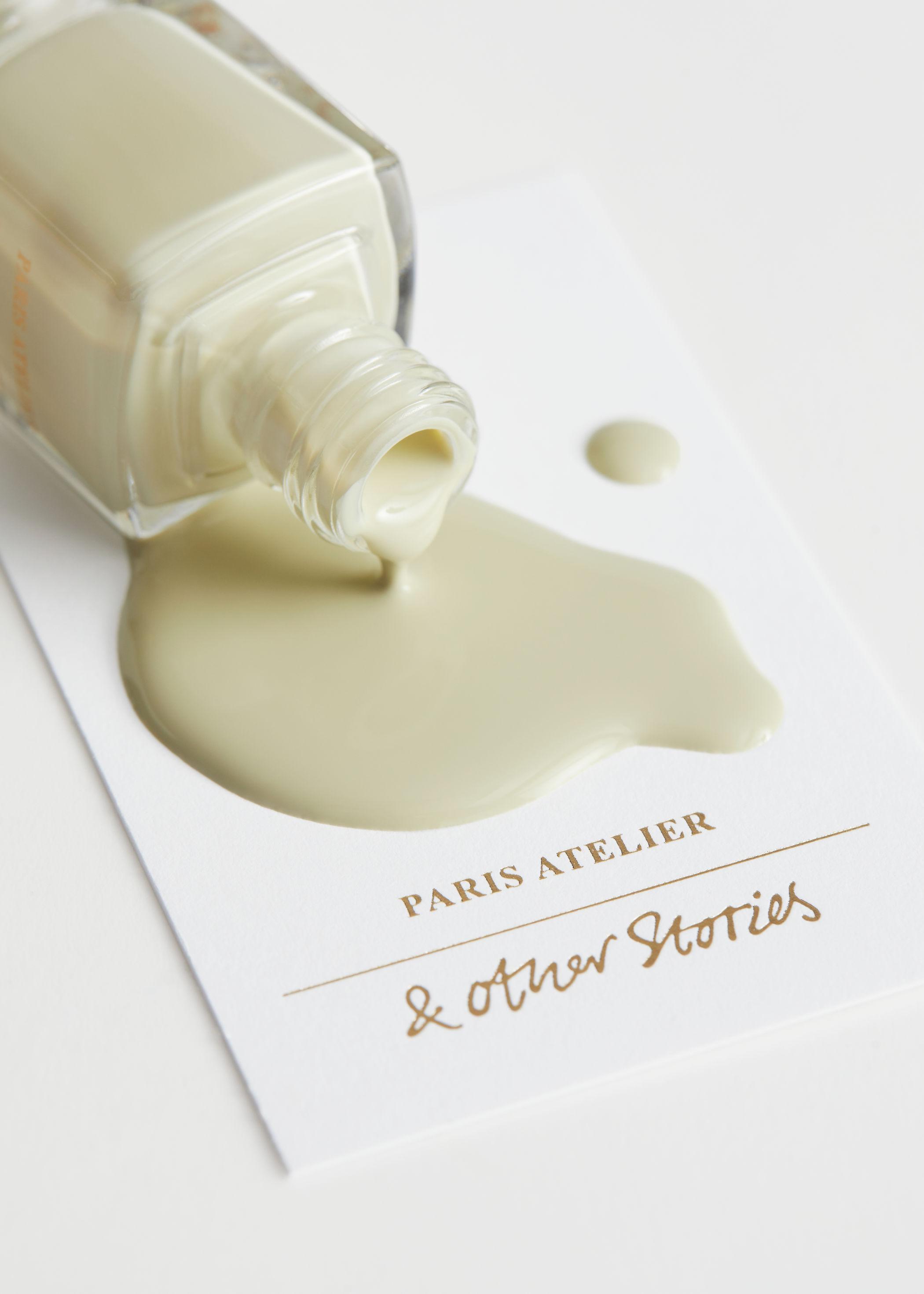 앤 아더 스토리즈 네일 폴리시 매니큐어 & OTHER STORIES Pastel Anise Nail Polish,Pastel Anisé