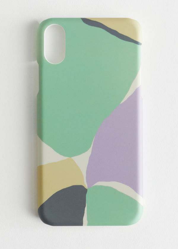 Colour Block iPhone Case
