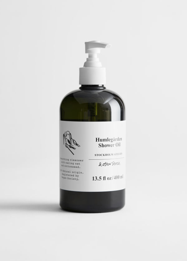 Humlegården Cotton Shower Oil