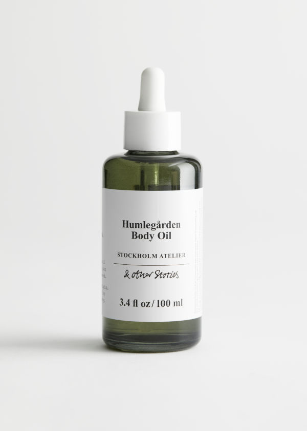Humlegården Cotton Body Oil