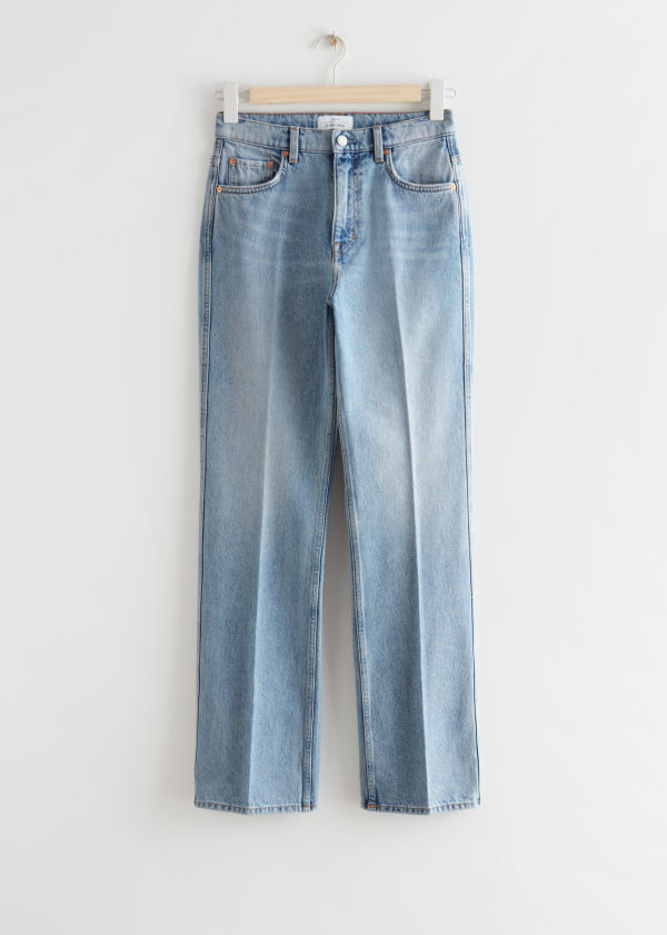 The Key Cut Jeans