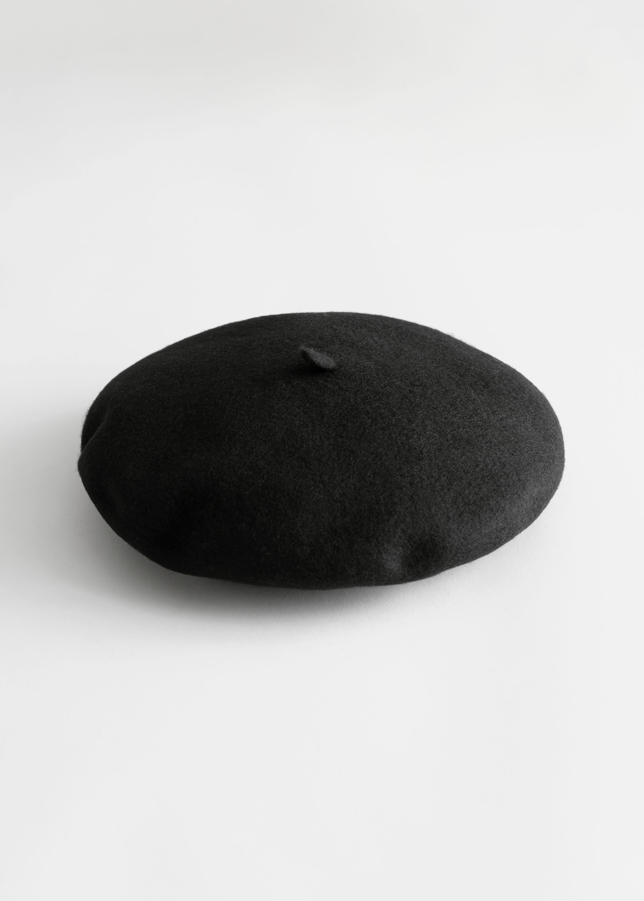 Classic Wool Beret & other stories