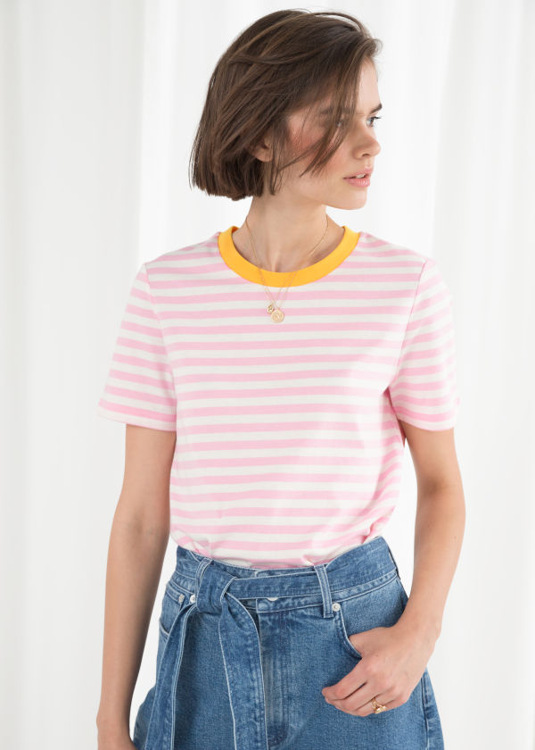 384ae70b9043f Striped t-shirts - Tops   t-shirts - Clothing -   Other Stories