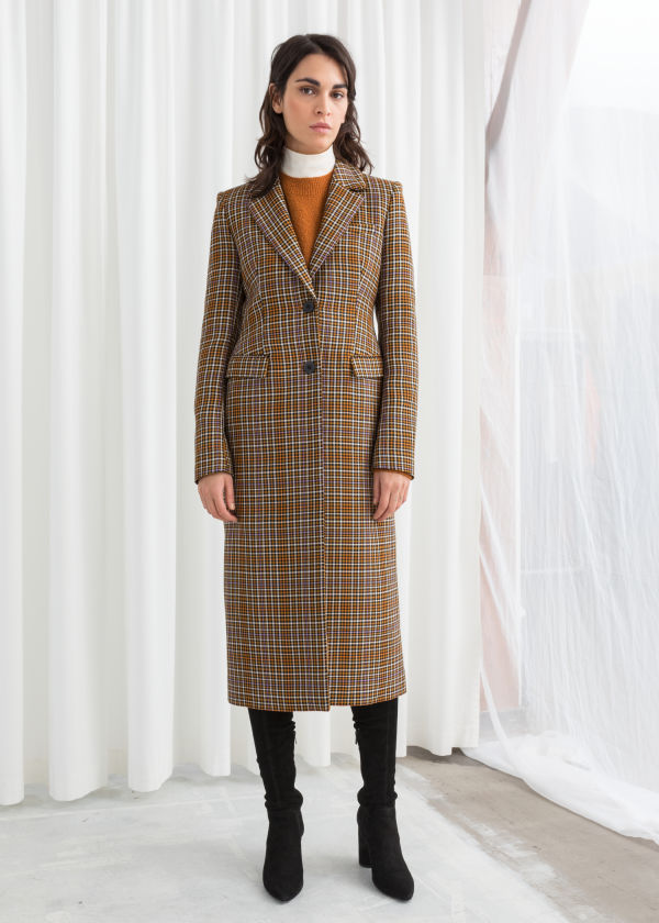 Wool coats - Coats -   Other Stories - Clothing -   Other Stories 4a835f33b6