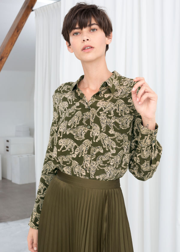 Blouses   shirts -   Other Stories 101717143e