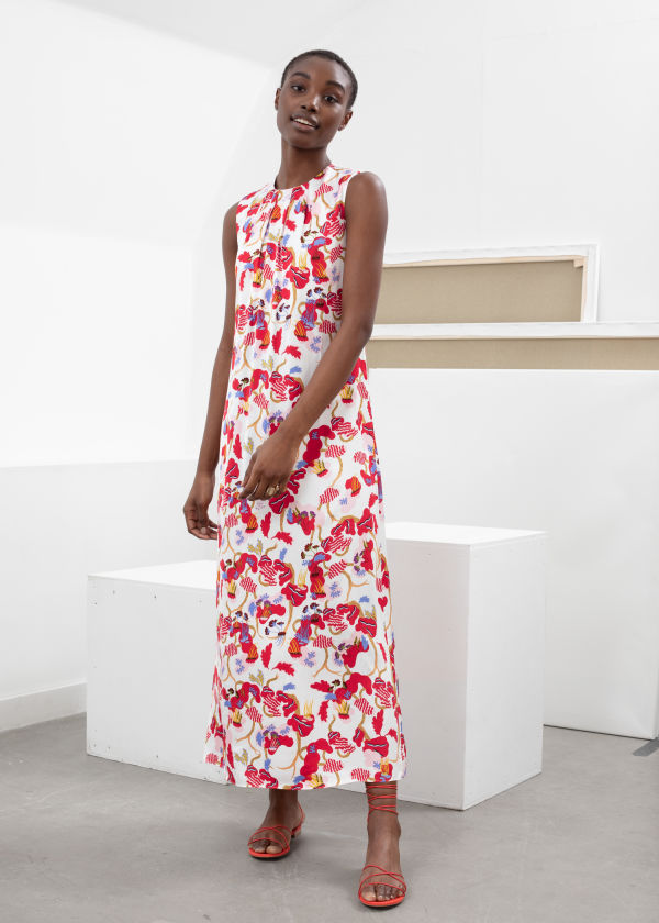 d3d8e0eff0 Maxi dresses - Dresses - Clothing -   Other Stories