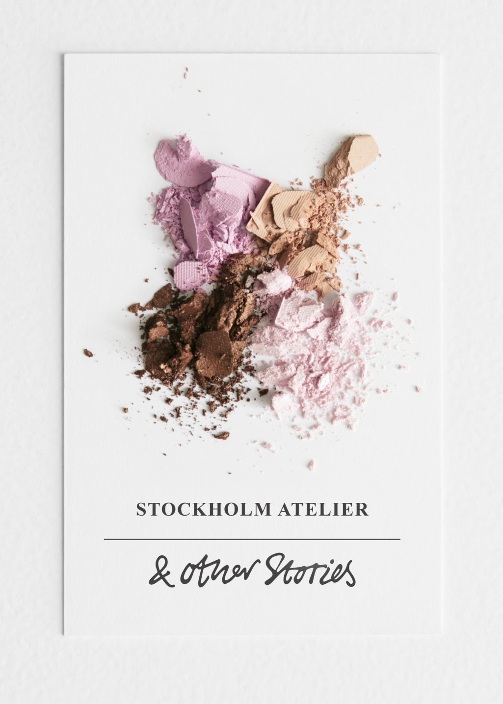 Back image of Stories eye colour palette in pink